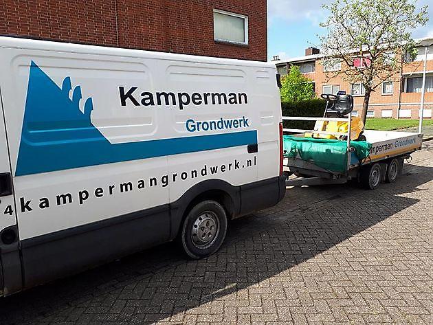 Onze klanten aan het woord - Kamperman Grondwerk Groningen Scheemda