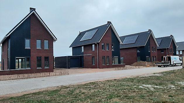 4 verschillende tuinen klaar maken - Kamperman Grondwerk Groningen Scheemda
