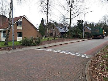 tuin leeg halen Kamperman Grondwerk Groningen Scheemda