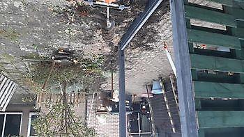 tuin renovatie Hoogezand Kamperman Grondwerk Groningen Scheemda